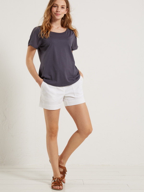 White Stuff Mabelle Jersey Tee