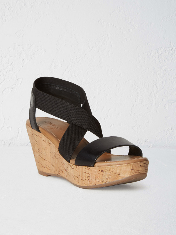 White Stuff Isabeau Elasticated Wedge