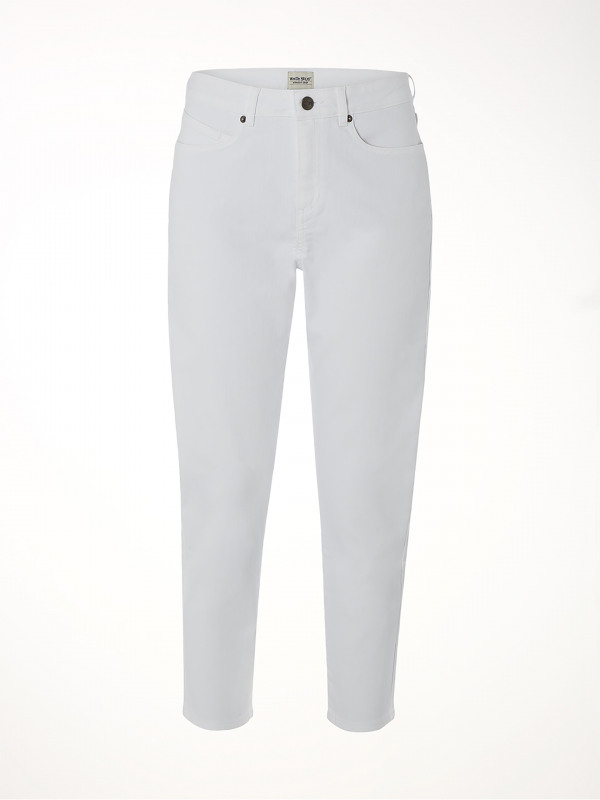 White Stuff Straight Crop Jean