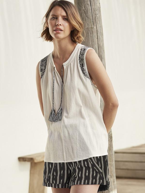White Stuff Alexa Vest