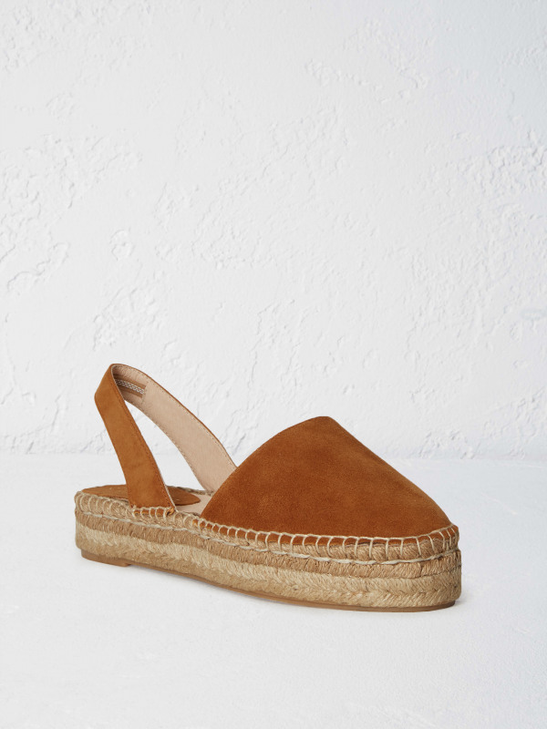 White Stuff Two Part Espadrille