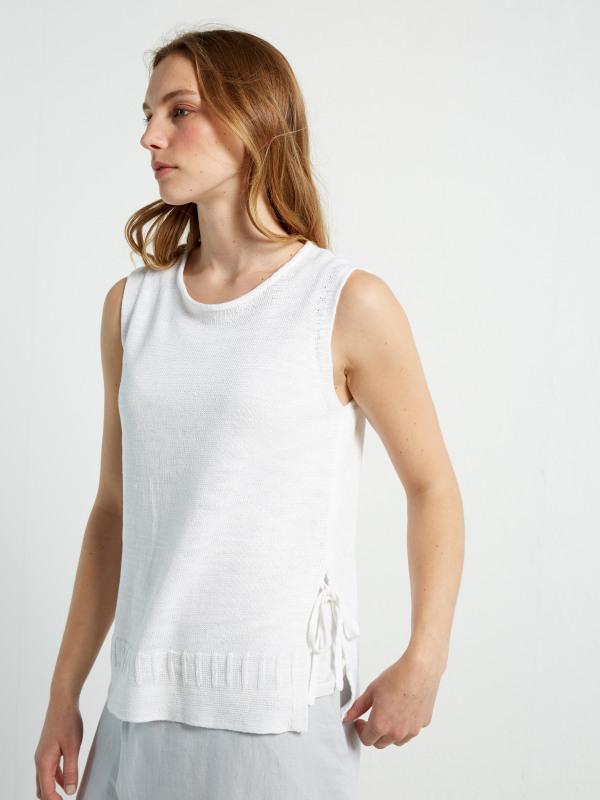 White Stuff Santa Maria Knit Vest