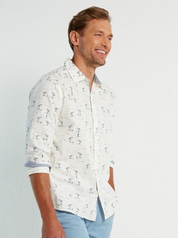 White Stuff Lablab Ls Shirt