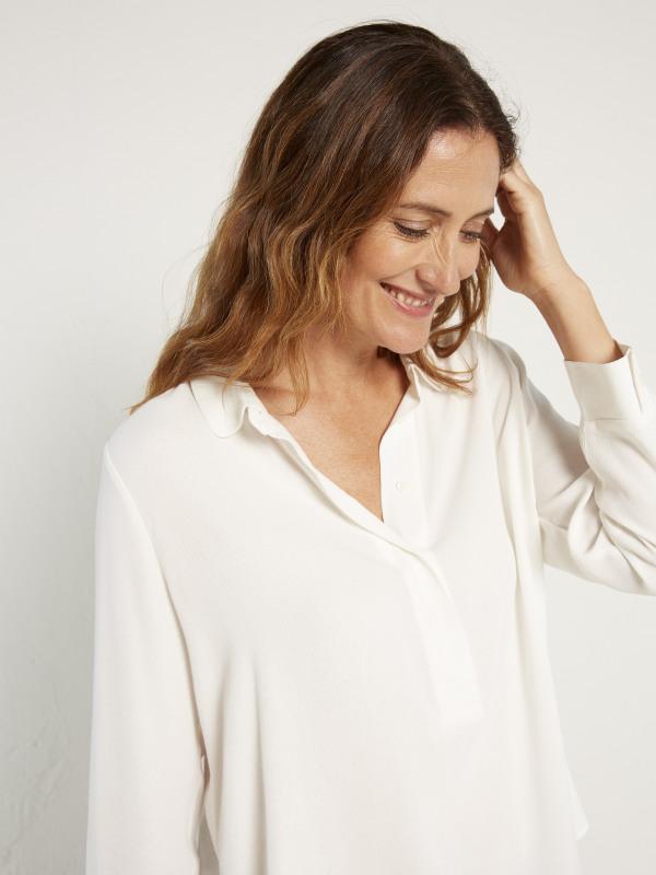 White Stuff Aisa White Shirt