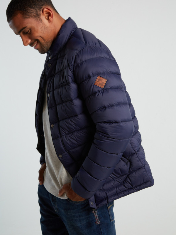 White Stuff Pecan Puffer Jacket