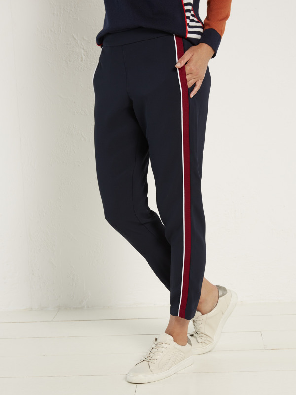 White Stuff Canyon Stripe Trouser