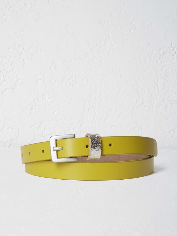 White Stuff Skinny Belt