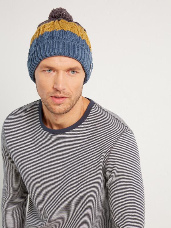 White Stuff Spencer Stripe Hat