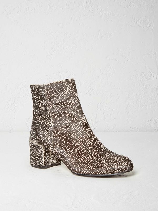 White Stuff Ellen Block Heel Boot