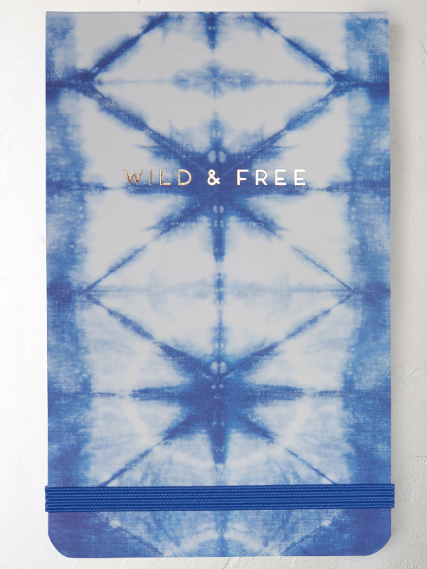 White Stuff Wild & free Mini Notebook