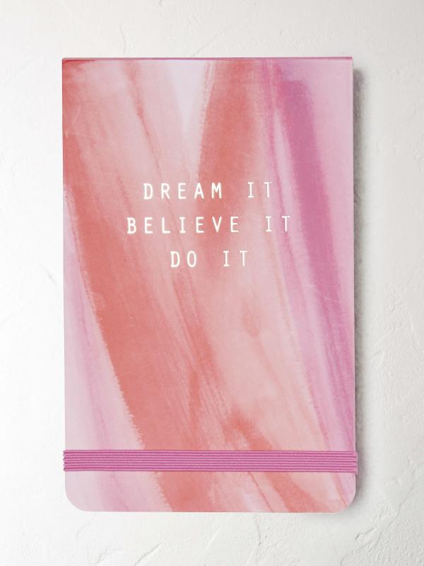 White Stuff Dream It Mini Notebook