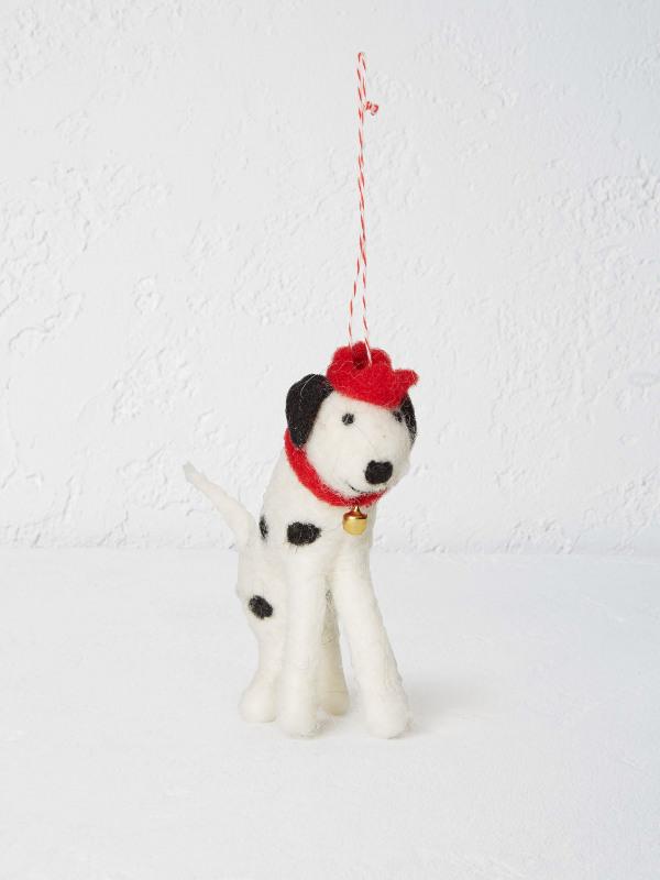 White Stuff Oscar The Dog Hanging Dec