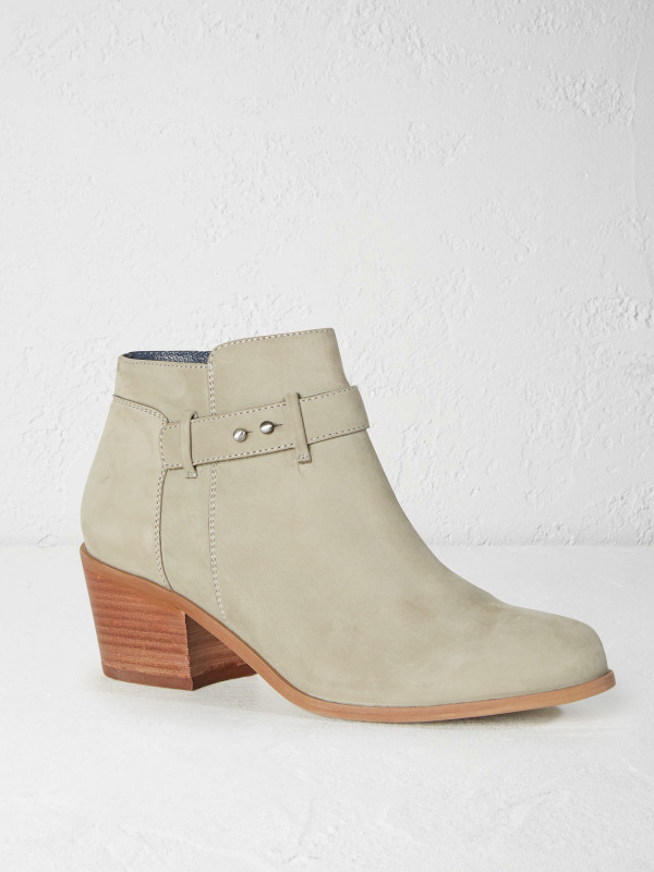 White Stuff Paula Heeled Ankle Boot