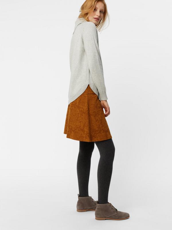 White Stuff Lexi Jacquard Skirt