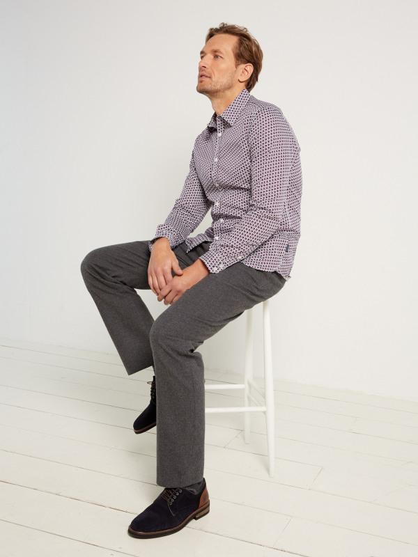 White Stuff Cane Flannel Trouser