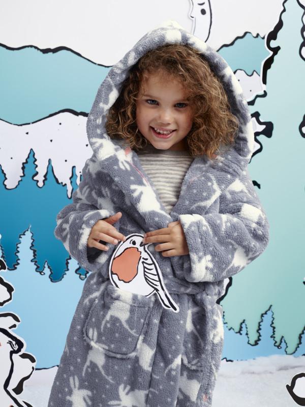 White Stuff Ski Bunny Robe