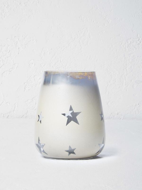 White Stuff Large Star Tealight Holder