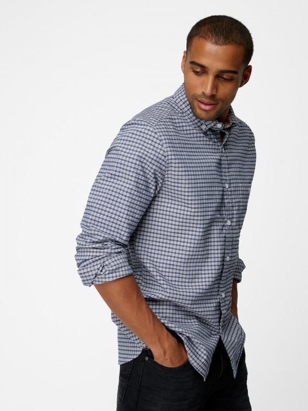 White Stuff Varcity Oxford Check Shirt