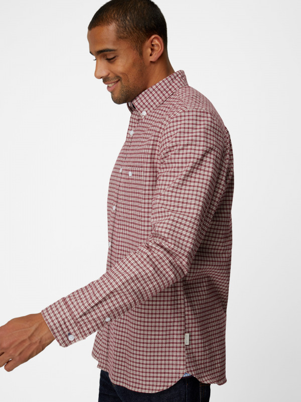 White Stuff Varcity Oxford Check Shirt