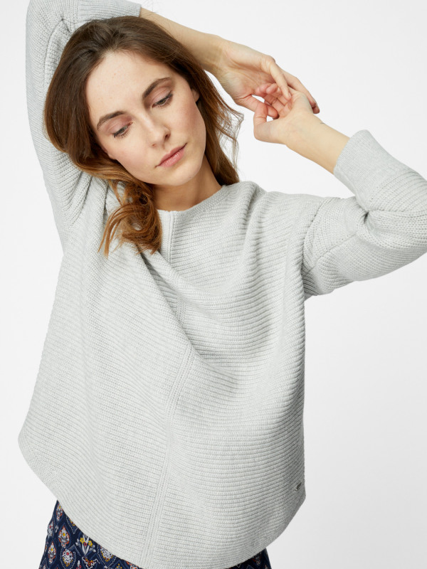 White Stuff Eastside Textured Jumper