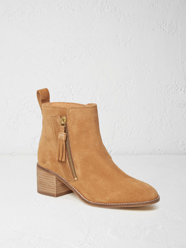 White Stuff Hayley Heeled Ankle Boot