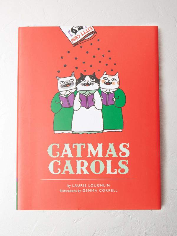 White Stuff Catmas Carols