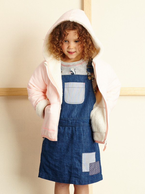 White Stuff Elouise Dungaree Dress