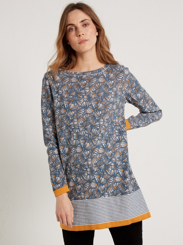 White Stuff Daydreaming Knit Tunic