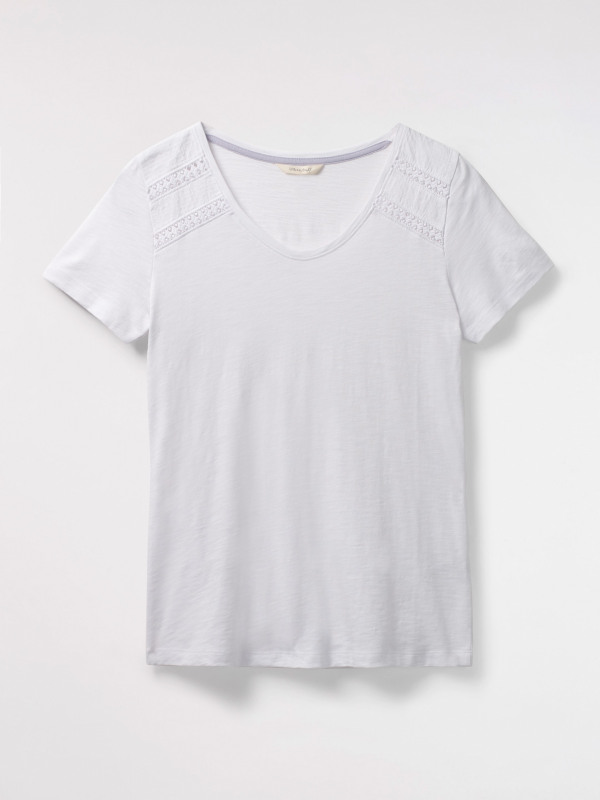 White Stuff Frances Jersey Tee
