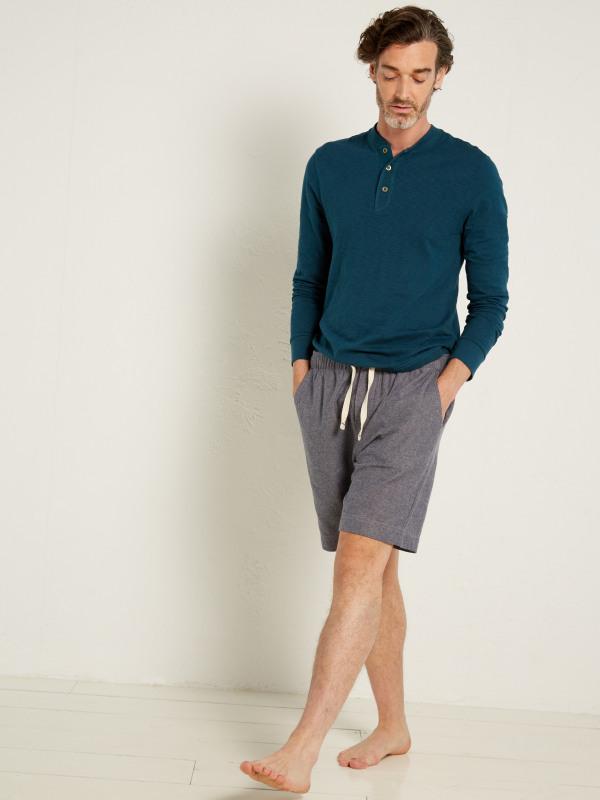 White Stuff Yasu Plain Twill Lounge Shorts