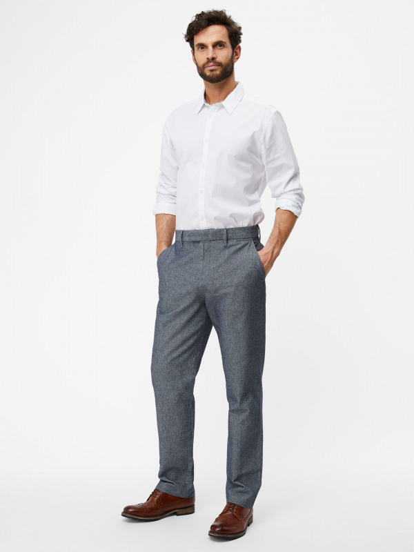 White Stuff Chilson Herringbone Trousers