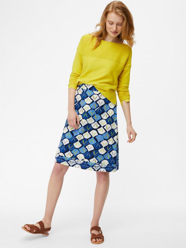 White Stuff Fantail Aline Jersey Skirt