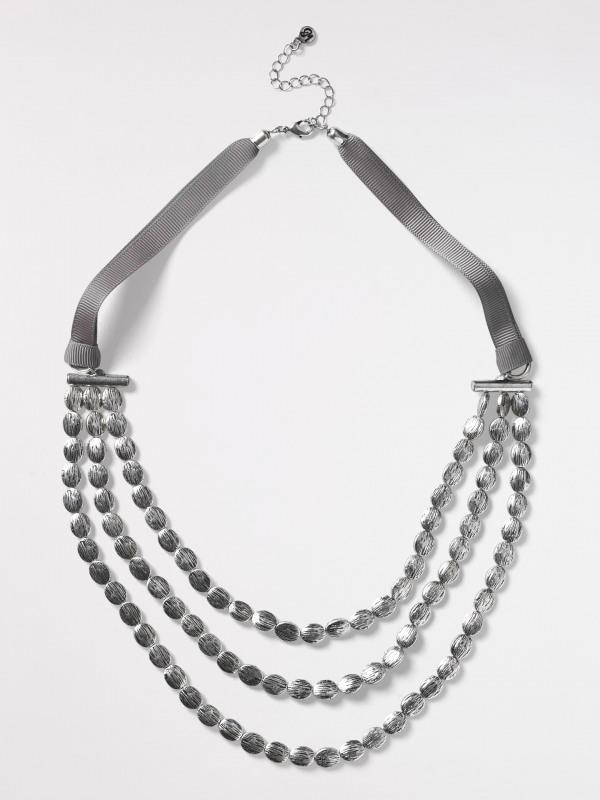 White Stuff Margo Mono Necklace