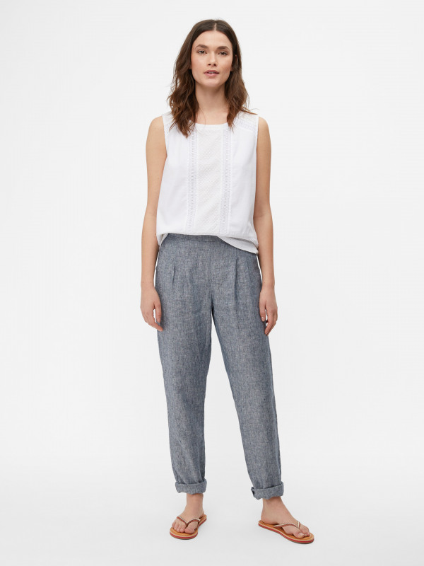 White Stuff Maison Linen Trouser