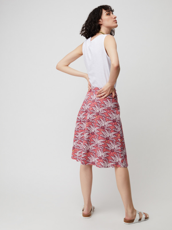 White Stuff Wilhamena Fit And Flare Skirt
