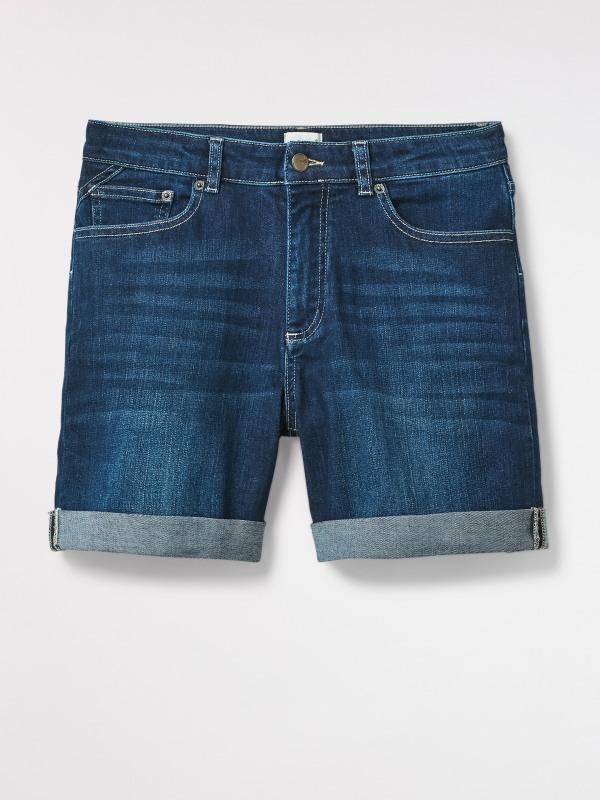 White Stuff Eva Boyfriend Denim Shorts