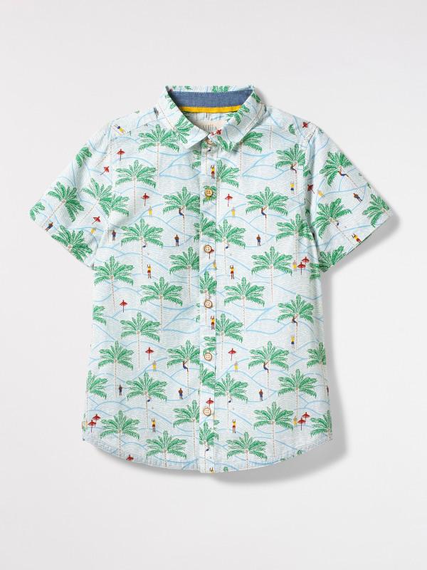 White Stuff Boys Paradise Shirt