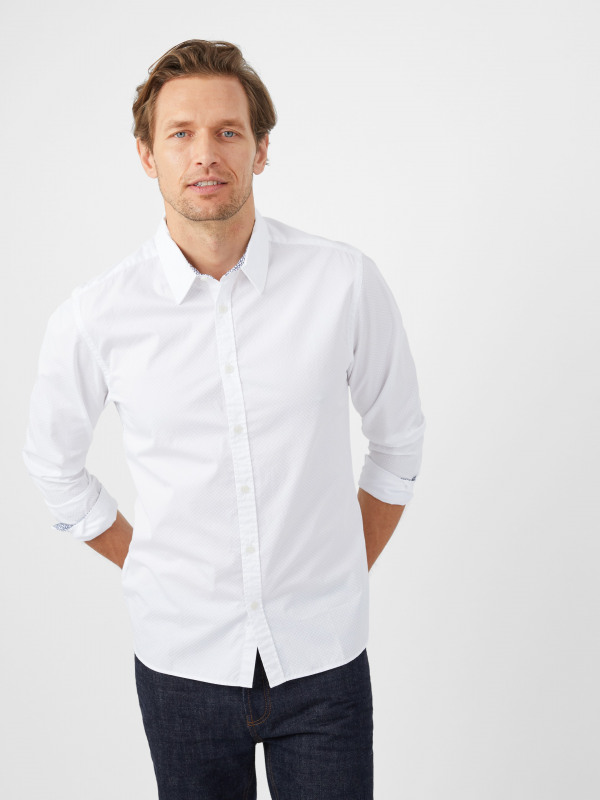 White Stuff Bayberry Shirt