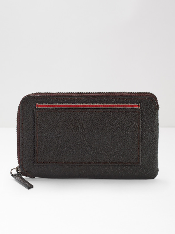 White Stuff Monty Leather Phone Wallet