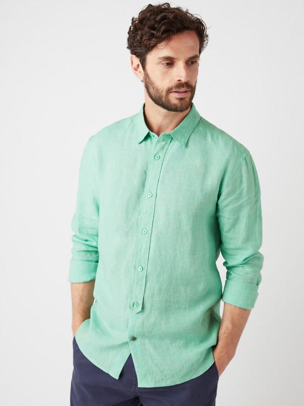 White Stuff Riverfront Linen Shirt