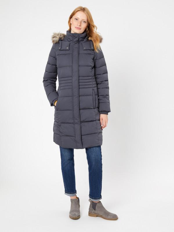 White Stuff Thirlmere Long Padded Coat