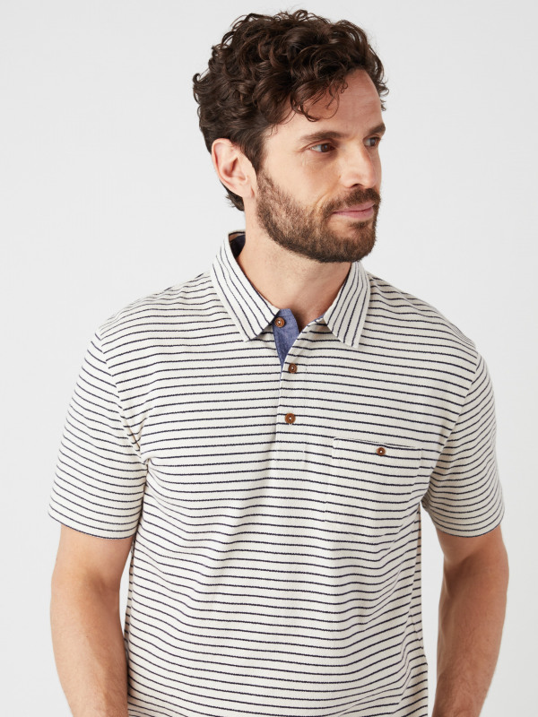 White Stuff Vancouver Stripe Polo