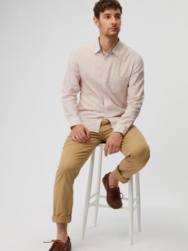 White Stuff Linear Stripe Shirt