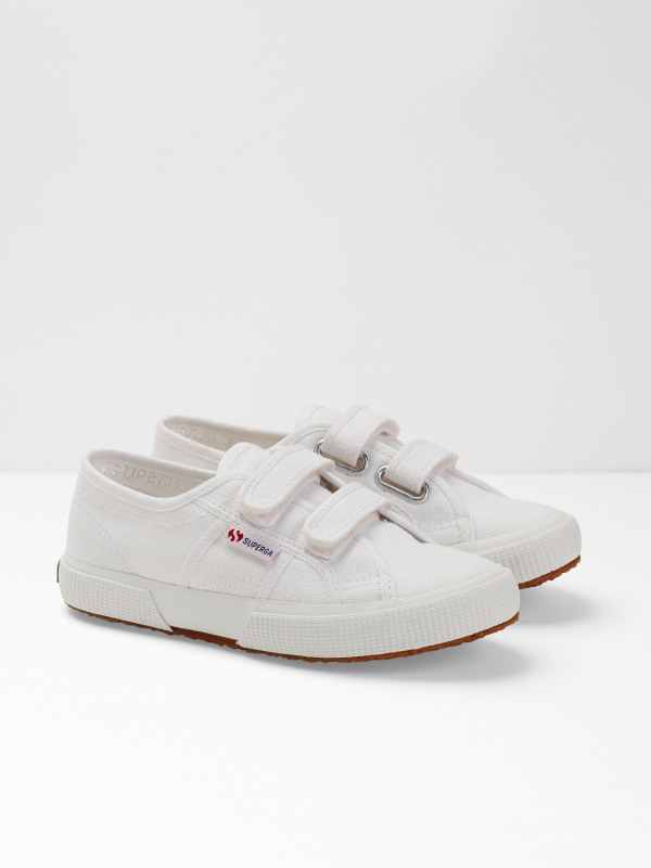 White Stuff Superga 2750 Kids Jvel Classic