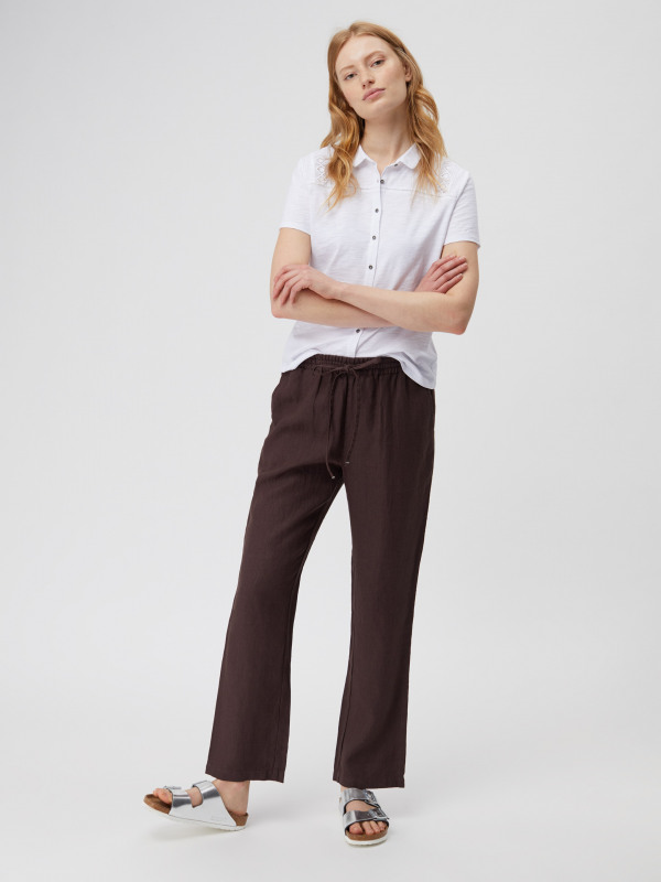 White Stuff Agnes Linen Trouser