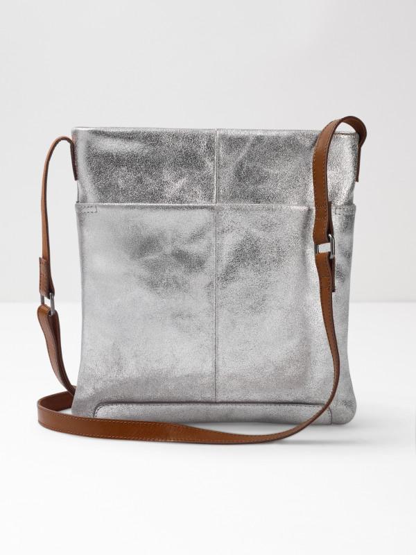 White Stuff Issy Leather Crossbody Bag