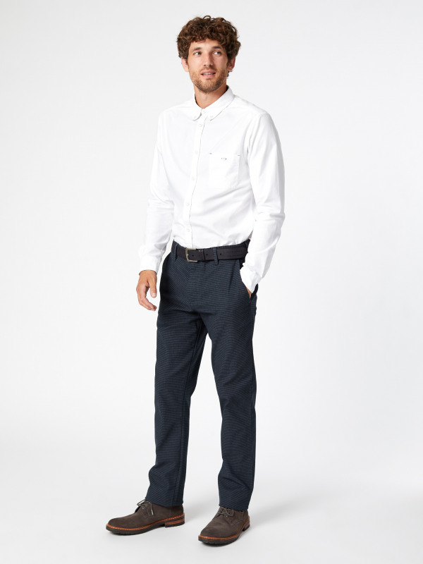 White Stuff Abode Puppytooth Trouser