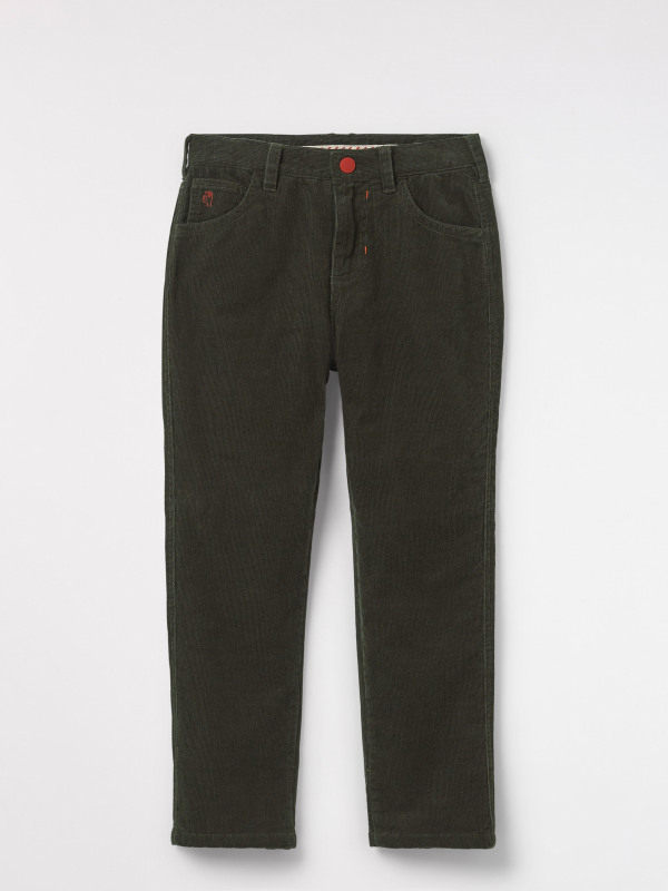 White Stuff Bocy Jersey Lined Cord Trouser