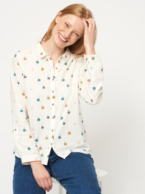 White Stuff Graceful Shirt