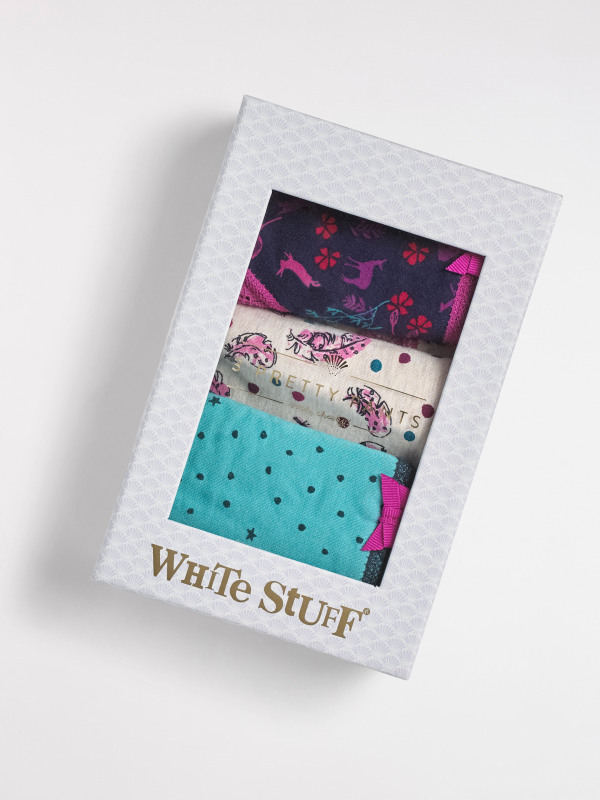 White Stuff Knickers In A Box Set